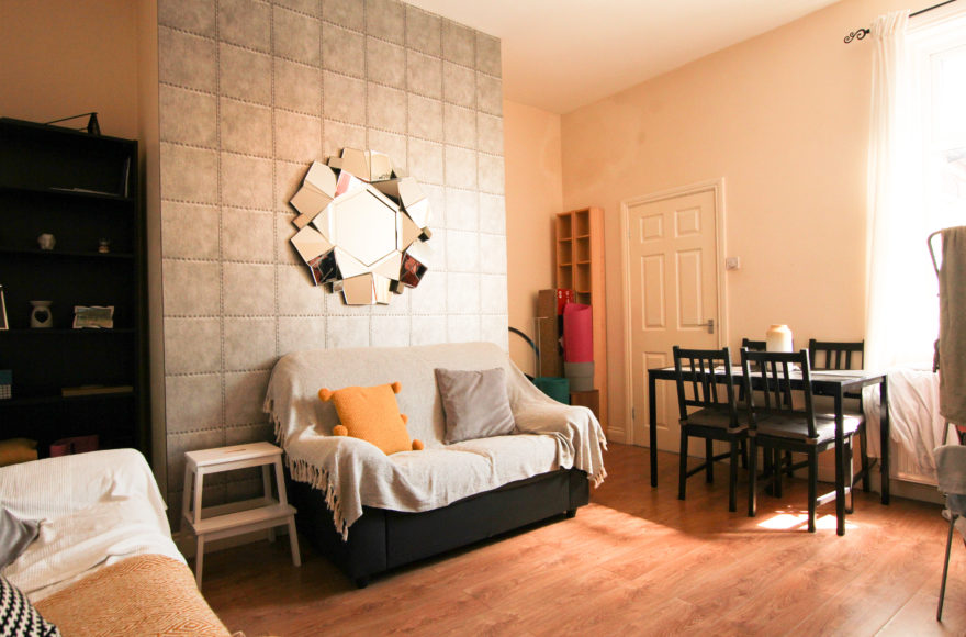 Contemporary Superior 3 Double bedroom upper flat Trewitt Rd Heaton Newcastle Upon Tyne