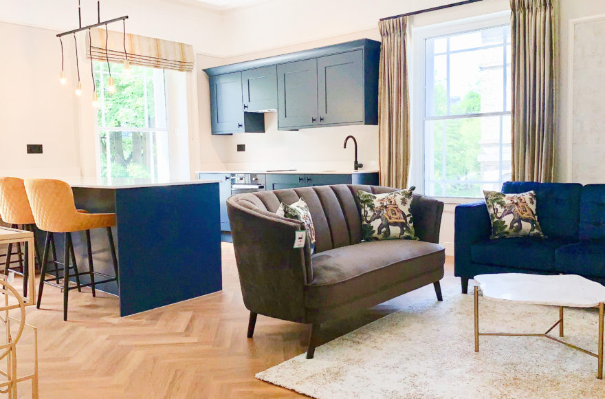 Claremont House – Probably The Best 3Bedroom All Bills Inclusive BRAND NEW Apartment Newcastle