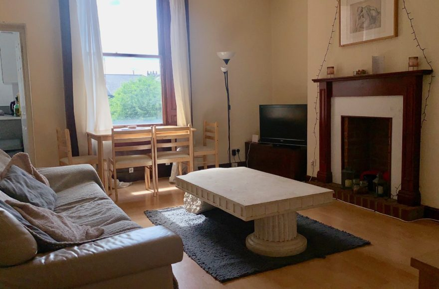 Superb Location / Great 2 Double Bedroom Flat To Let Victoria Sqare Jesmond Newcastle Upon Tyne