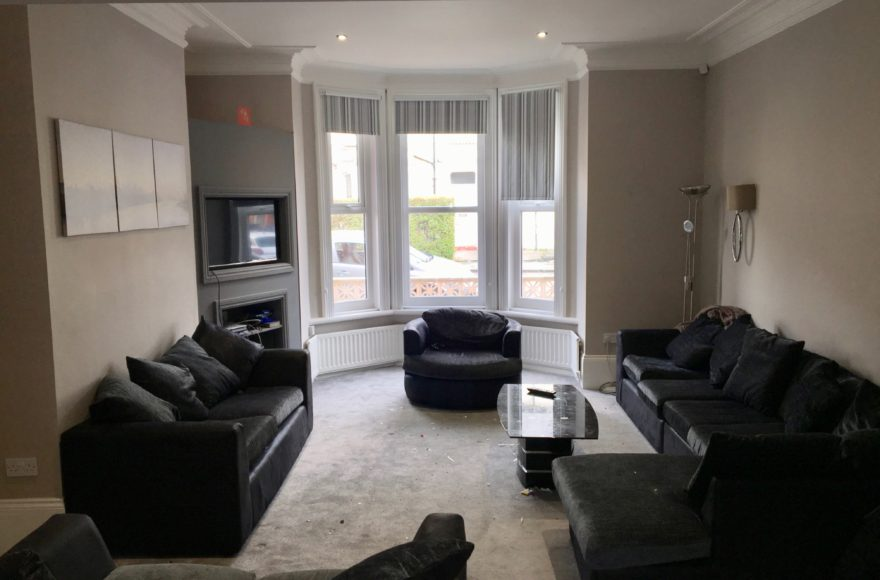 Off the Scale 6 (all Doubles) Bedroom House To Let Amazing Location 58 Queens Rd Jesmond Newcastle